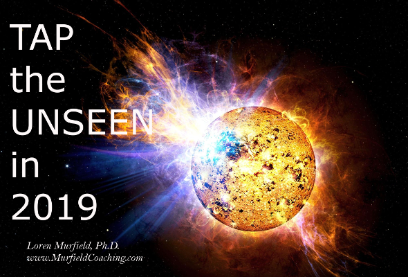 Tap the Unseen in 2019
